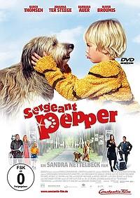 Sergeant Pepper movie poster