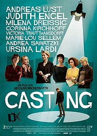 Casting movie poster