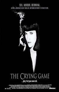 Crying Game movie poster