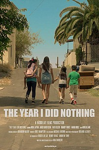 Year I Did Nothing movie poster