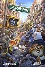 Zootopia in Disney Digital 3D