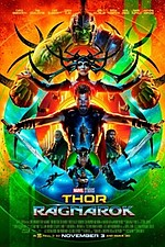 Thor: Ragnarok in Disney Digital 3D