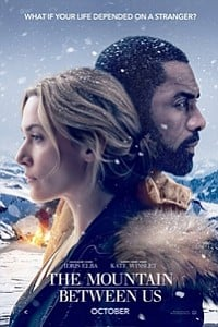 Mountain Between Us movie poster