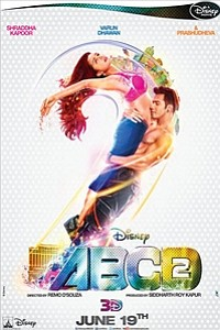 ABCD 2 — Any Body Can Dance 2 movie poster