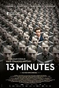 13 Minutes (Elser — Er hatte die Welt verandert) movie poster
