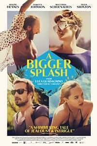 Bigger Splash movie poster