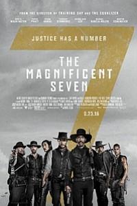 Magnificent Seven movie poster