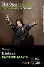 Metropolitan Opera: Elektra (Encore)