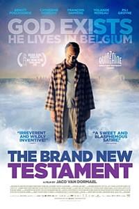 Brand New Testament (Le tout nouveau testament) movie poster