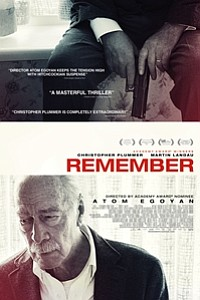 Remember movie poster