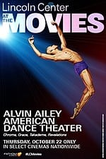 Lincoln Center Series: Alvin Ailey incl. Revelations