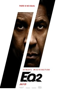 Equalizer 2 movie poster