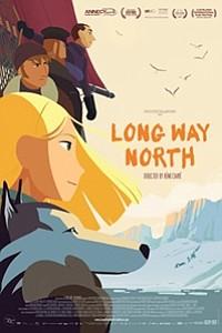 Long Way North (Tout en haut du monde) movie poster