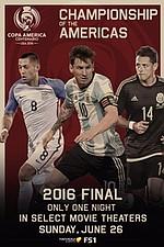Copa America Centenario Finals 2016