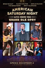 American Saturday Night - Live From The Grand Ole Opry