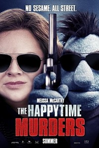 Happytime Murders movie poster