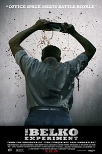 Belko Experiment movie poster