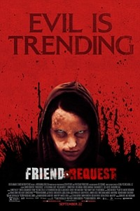 Friend Request (Unfriend) movie poster