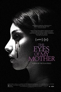 Eyes of My Mother movie poster