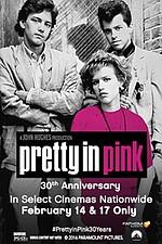 Pretty in Pink 30th Anniversary