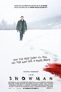 Snowman movie poster