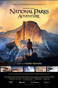 National Parks Adventure 3D (America Wild 3D) movie poster