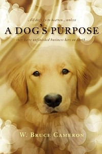 Dog's Purpose movie poster