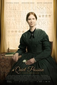 Quiet Passion movie poster