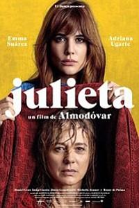 Julieta movie poster