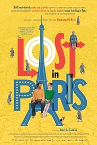 Lost in Paris (Paris pieds nus) movie poster