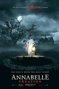 Annabelle: Creation movie poster