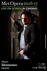 Metropolitan Opera: Idomeneo movie poster