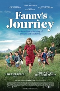 Fanny's Journey (Le voyage de Fanny) movie poster