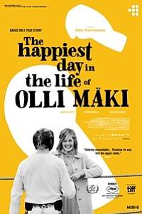 Happiest Day in the Life of Olli Maki (Hymyileva mies) movie poster