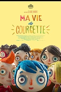 My Life as a Zucchini (Ma vie de courgette) movie poster