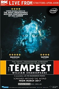 Royal Shakespeare Company: The Tempest movie poster