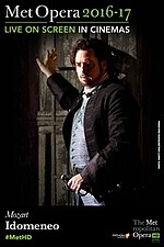 Metropolitan Opera: Idomeneo ENCORE