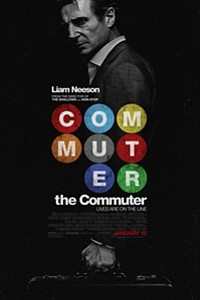 Commuter movie poster