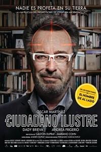 Distinguished Citizen (El ciudadano ilustre) movie poster