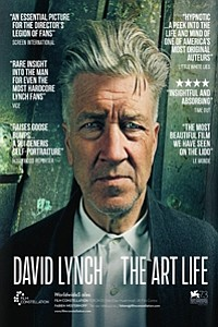 David Lynch: The Art Life movie poster