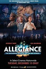 George Takei's Allegiance on Broadway