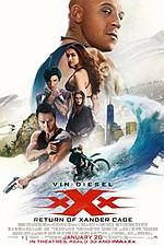 xXx: The Return of Xander Cage An IMAX 3D Experience