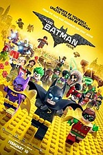 Lego Batman Movie 3D