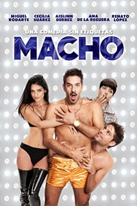 Macho movie poster