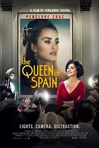 Queen of Spain (La reina de España) movie poster