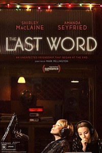 Last Word movie poster