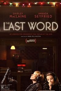 Last Word movie poster