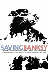 Saving Banksy movie poster