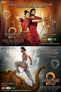 Baahubali 2: The Conclusion (Tamil) movie poster