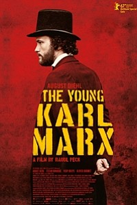 The Young Karl Marx (Le jeune Karl Marx) movie poster